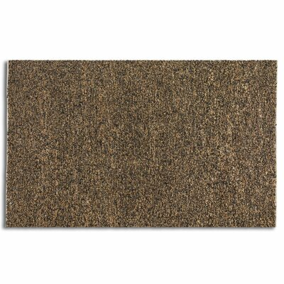 Tufara Hand Woven Brown Area Rug Rug Size: Rectangle 5 x 8
