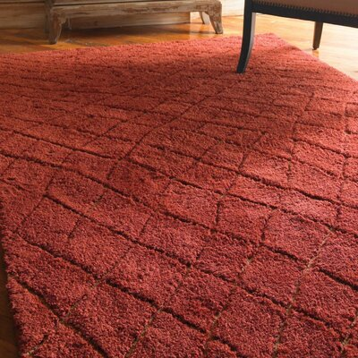 Casablanca Tuscan Red Rug Rug Size: 5 x 8