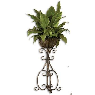 Costa Del Sol Potted Greenery in Planter 60090