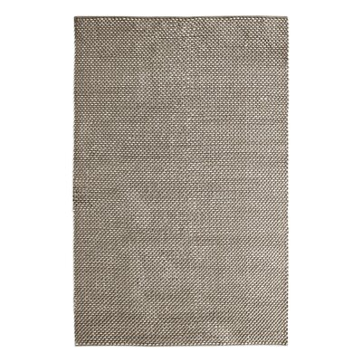 Philomene Hand-Woven Taupe Indoor/Outdoor Area Rug Rug Size: 5 x 8