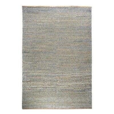 Benson Hand-Woven Brown Rug Rug Size: 9 x 12