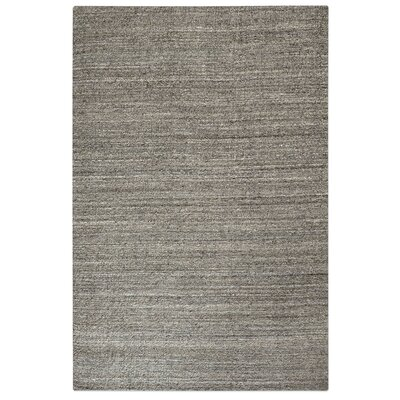 Neely Hand-Woven Wool Clay Area Rug Rug Size: 5 x 8