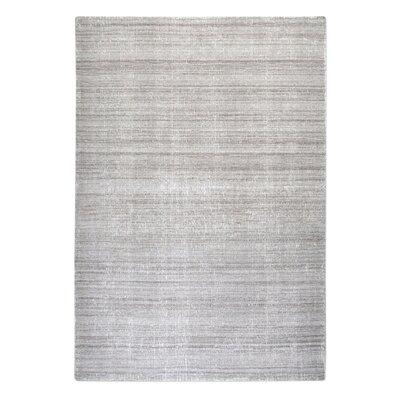 Neese Hand-Woven Wool Gray Area Rug Rug Size: 8 x 10