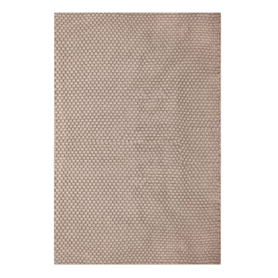 Drey Hand-Woven Beige Indoor/Outdoor Area Rug Rug Size: 9 x 12
