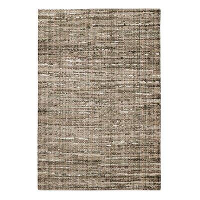 Neilson Hand-Woven Khaki Area Rug Rug Size: 8 x 10