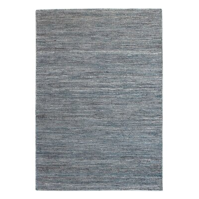 Newburn Hand-Woven Cement Area Rug Rug Size: 9' x 12'
