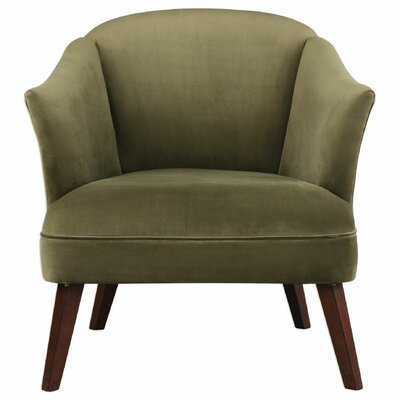 Dominick Olive Arm Chair