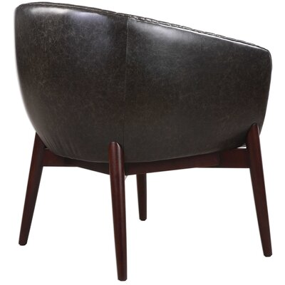 Lizabeta Chenille Arm Chair