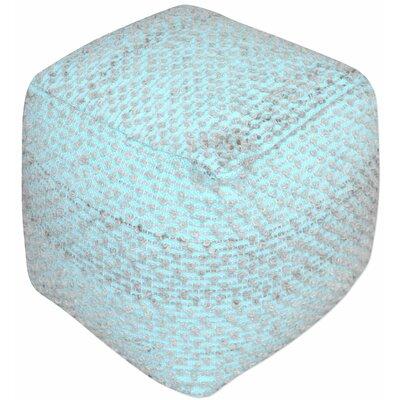 Newhouse Ottoman Upholstery: Aqua