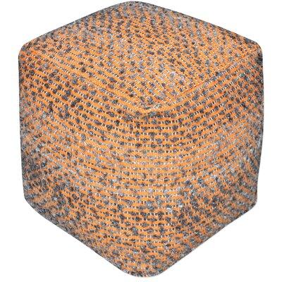 Newhouse Ottoman Upholstery: Orange
