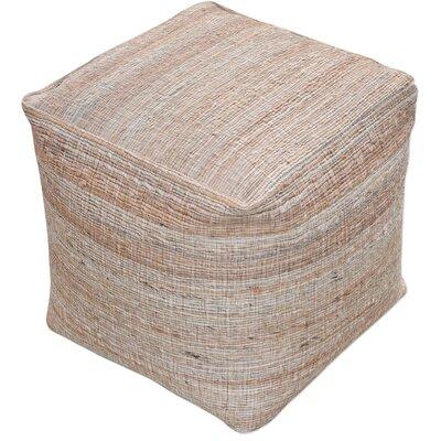 Shafter Ottoman Upholstery: Beige