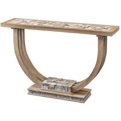 Claughaun Mosaic Console Table
