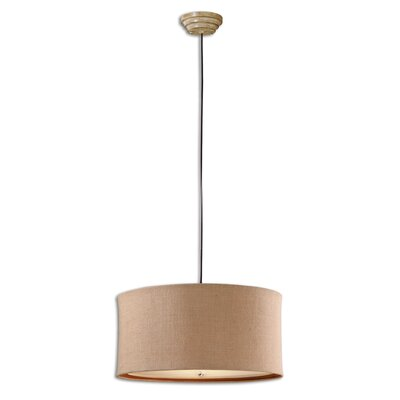 CK Generic 3-Light Alamo Drum Foyer Pendant