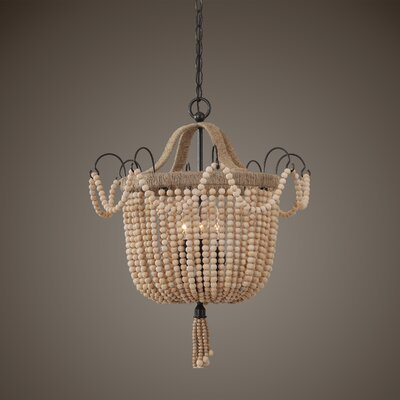 Civenna 3-Light Foyer Pendant