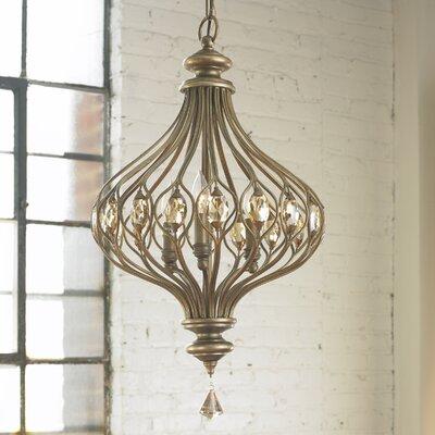 Sabina 3-Light Pendant