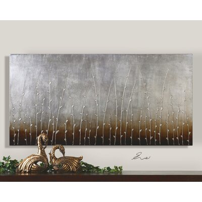 Sterling Branches Canvas Wall Art By Eve - 30