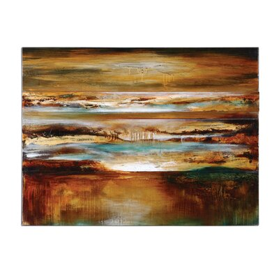 Mystical Evening Canvas Painting 34209
