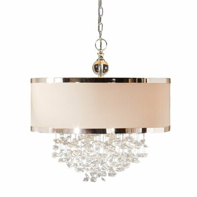 Fascination 3-Light Hanging Foyer Pendant