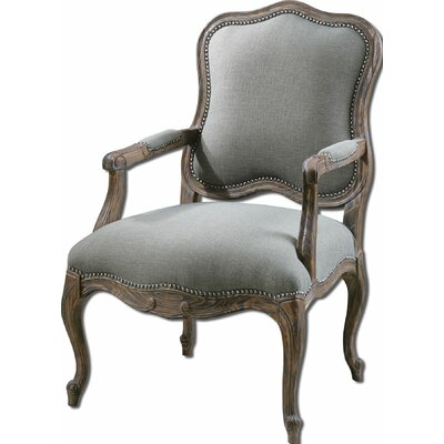 Willa Steel Armchair