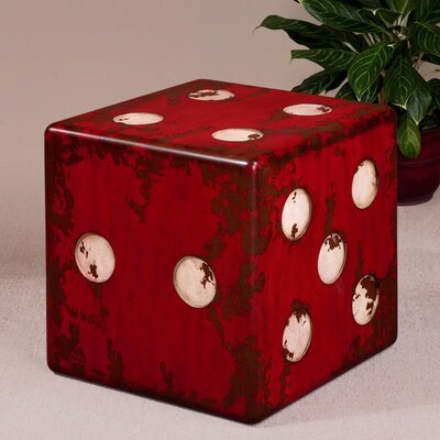 No credit check financing Dice End Table...