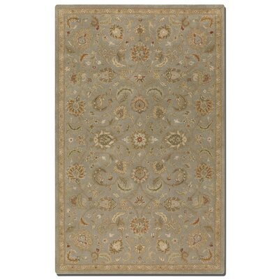 Torrente Light Gray Rug Rug Size: 8 x 10