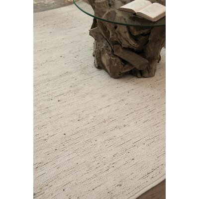 Golden Beach Reversible Natural Area Rug Rug Size: 5 x 8