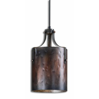 Akron 1-Light Mini Pendant