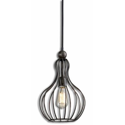 Bourret 1-Light Mini Pendant