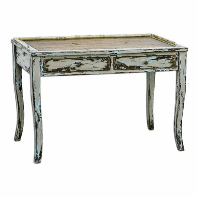 Honovi Distressed Writing Desk Product Photo 12
