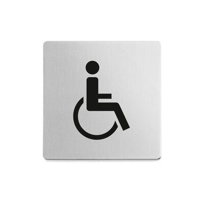 Indici Disabled Sign