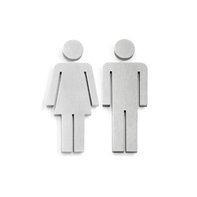 Indici Door Symbol Woman and Man Set