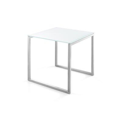 Cenius End Table Size: 18.1 H x 18.1 W x 18.1 D