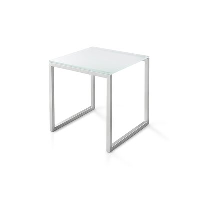 Cenius End Table Size: 15.75 H x 16.14 W x 15.75 D