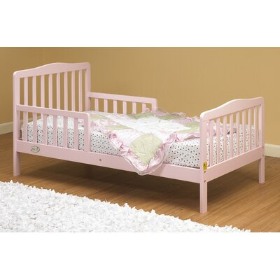 orbelle Slat Toddler Bed - Finish: Pink at Sears.com