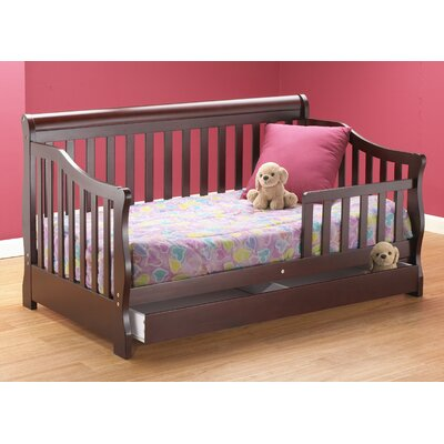 Buy Low Price Toddler Bed With Storage Drawer Finish