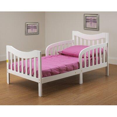 Image of Slumberland Toddler Bed Finish: White (OZZ1079_7030402)