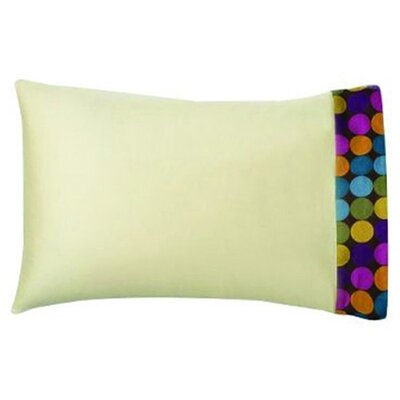 Dots and Stripes Spice Standard Pillowcase