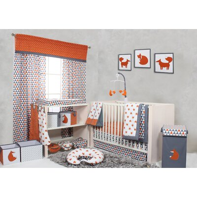 Viv + Rae Clay 10 Piece Crib Bedding Set D8D579CEA9DB43289C28739CAEE1B5A4