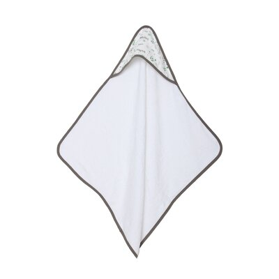Soccerball Hooded Towel
