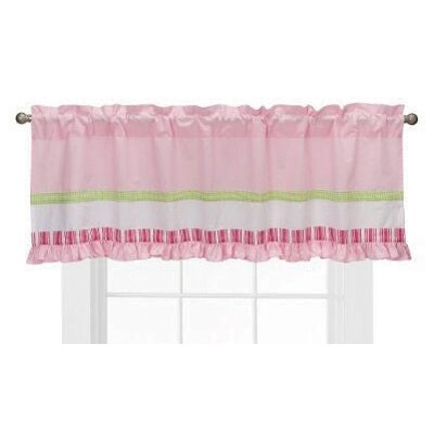 Girls Stripes and Plaids 58 Curtain Valance