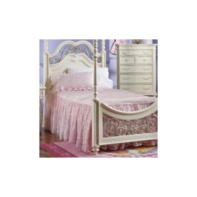 Rudolph Ball Gown 3 Piece Comforter Set Color: Pink