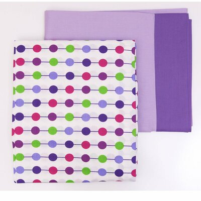 Bainter Sheet Set Size: Full, Color: Purple