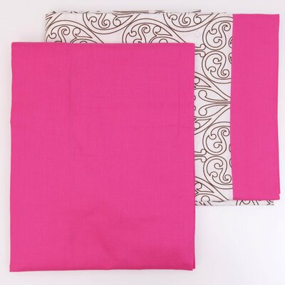Damask Sheet Set Size: Full