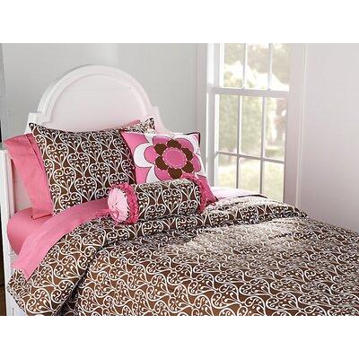Damask Comforter Size: Twin