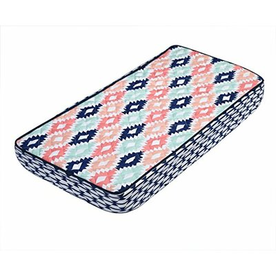 Emma Aztec Kilim Quilted Changing Pad Cover AZCMNACPC