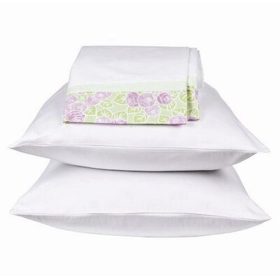 Flower Basket 100% Cotton Sheet Set Size: Full