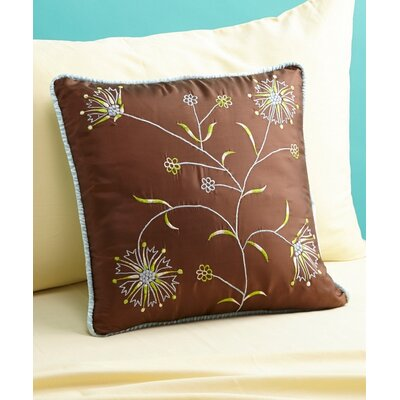 Botanika Throw Pillow