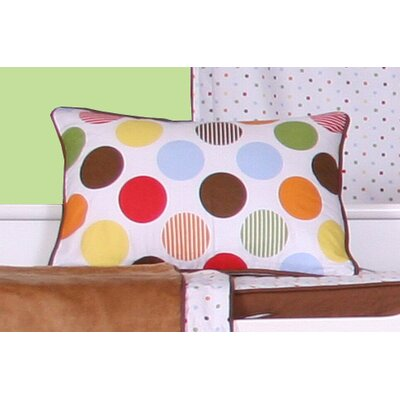 Baby & Me Decorative Cotton Boudoir/Breakfast Pillow