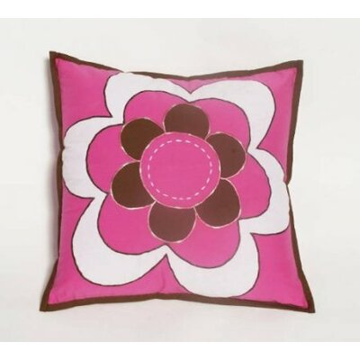 Damask Decorative Cotton Throw Pillow