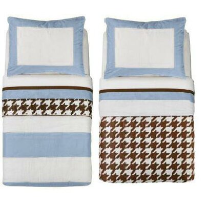 Metro 4 Piece Toddler Bedding Set BIMTBM4TB